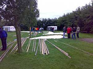 tipi opzetten workshop